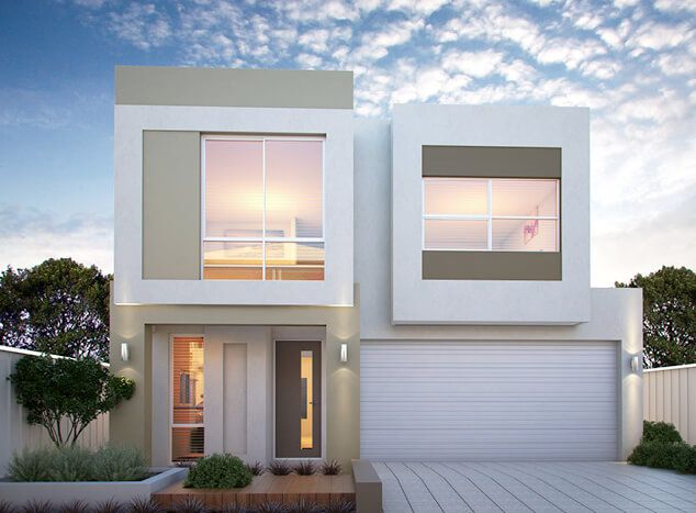 Our contemporary range of stylish two storey homes offers the ultimate lifestyle for Perth homebuyers in Perth Perceptions.