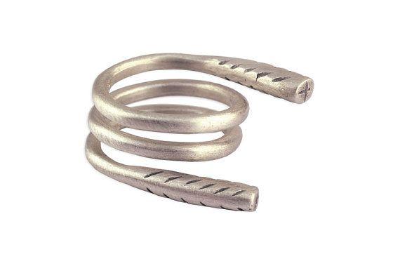 The Fishbone ancient Greek jewel handmade by ancientgreekjewels