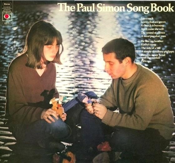 Image result for paul simon the paul simon songbook