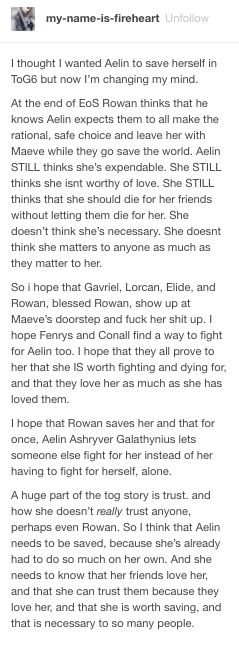 No dying though please other than that bless this post it's perfect