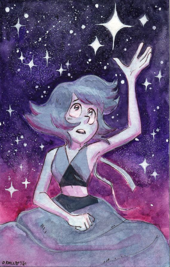 Where is Home  Steven Universe: Lapis Lazuli ORIGINAL by FromMyHat