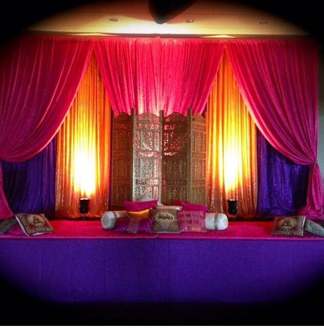 37 best sangeet images on pinterest indian wedding decorations for indian wedding decorations in the bay area california contact rr event rentals located in union city serving the bay area and beyond junglespirit Images