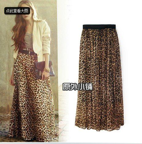 2012,maxi pencil skirt,fashion European style fashion pleated Significantly thinner long skirt,long Leopard dress,free shiping