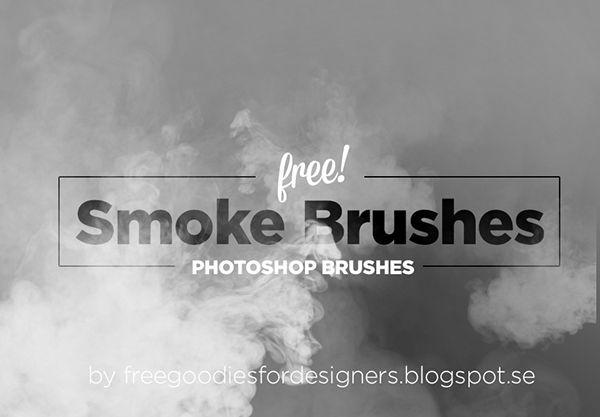 FREE SMOKE PHOTOSHOP BRUSHES on Behance