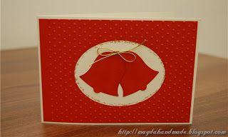 Felicitare de Crăciun MH007 / Christmas Greeting Card MH007