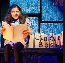 Lucy-Mae as Matilda