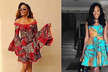 "7 BEST ANKARA DRESS STYLES THAT WOULD MAKE YOU AN ""EYE CANDY"""