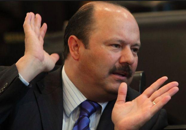 César Duarte negó información para elaborar informe sobre desaparición forzada y fosas clandestinas: CNDH