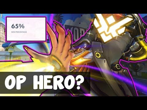 Today i wanted to talk about what a lot of people are calling the new best hero in overwatch competitive season 8 ranked after the mercy nerf nerfs came out a while ago. There are a lot of strong supports in the meta right now, but this one helps out the triple tanks a huge amount. MY big...