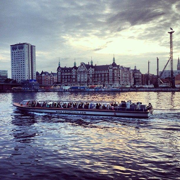 Nattergalen Canal Tour Copenhagen Denmark iPhone Photo - Nick Karvounis Photography