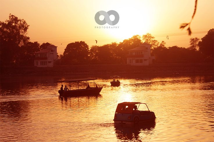 #Sunset View - Preety Cool Sunset view