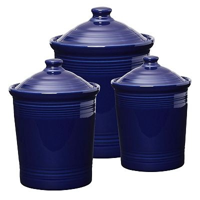 Fiesta Kitchen Canister Sets