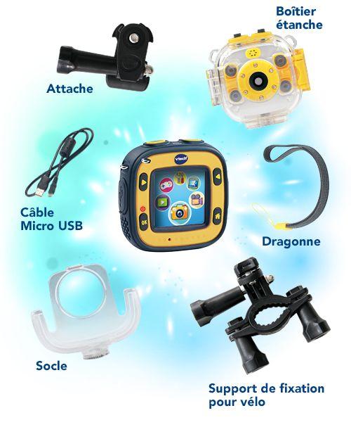 Kidi : la gamme de jouets high tech à destination des enfants - VTECH