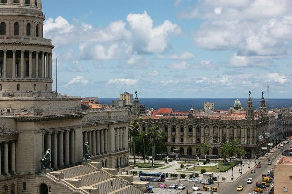 Interesting Facts About Cuba: Havana Landscape