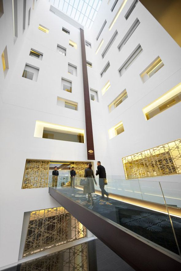 :: HOTELS:: The interior design of the new Mandarin Oriental Hotel Barcelona, by Spanish designer Patricia Urquiola #hotels #interiors