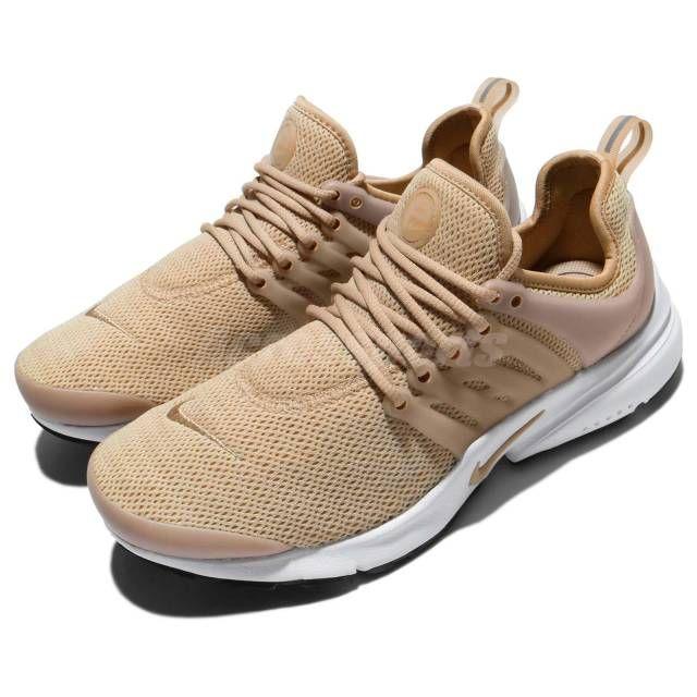 Wmns Nike Air Presto Linen White Women Running Shoes Sneakers Slip-On 878068-200 | Kixify Marketplace