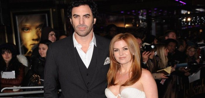 Sacha Baron Cohen and Isla Fischer Help Refugees: At the end of 2015, Sacha Baron Cohen and his wife, Isla Fischer, donated $1 million to help the Syrian refugees. Half of the amount will go to Save the Children, while the other half will go to the International Rescue Committee (IRC).Sacha Baron Cohen is best known for his role as Borat and Admiral General Aladeen. #SachaBaronCohen #IslaFischer #Refugees #Syria #Celebrity