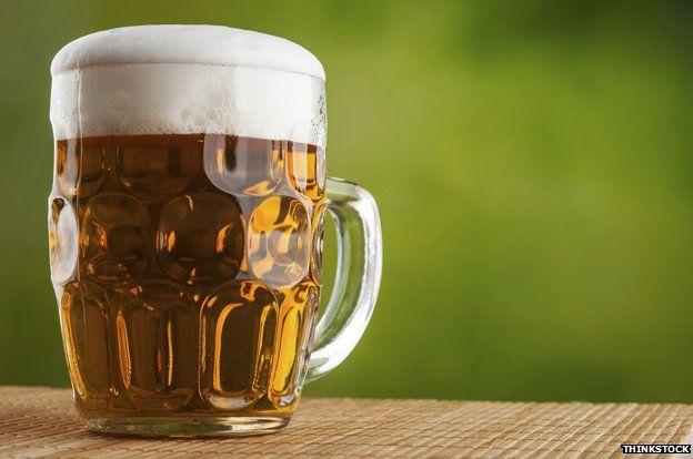 The dimpled pint glass or jug nearly disappeared from pubs a decade ago. Now this symbol of the British pub is back.