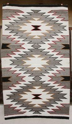 Crystal Navajo Rugs, - Navajo Crystal Rug