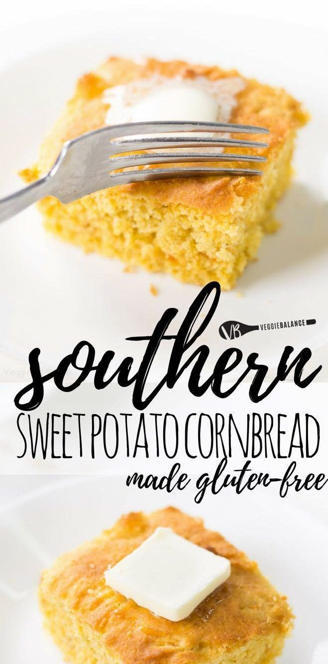 The Best Gluten Free Southern Cornbread Recipe Coming Your Way A Classic Take On Southern Cor Gluten Free Sweet Potato Corn Bread Recipe Gluten Free Cornbread