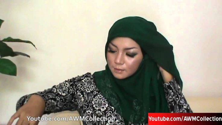 Ramadhan 2015 Hijab Tutorial Paris Segi Empat Modern dan Simple