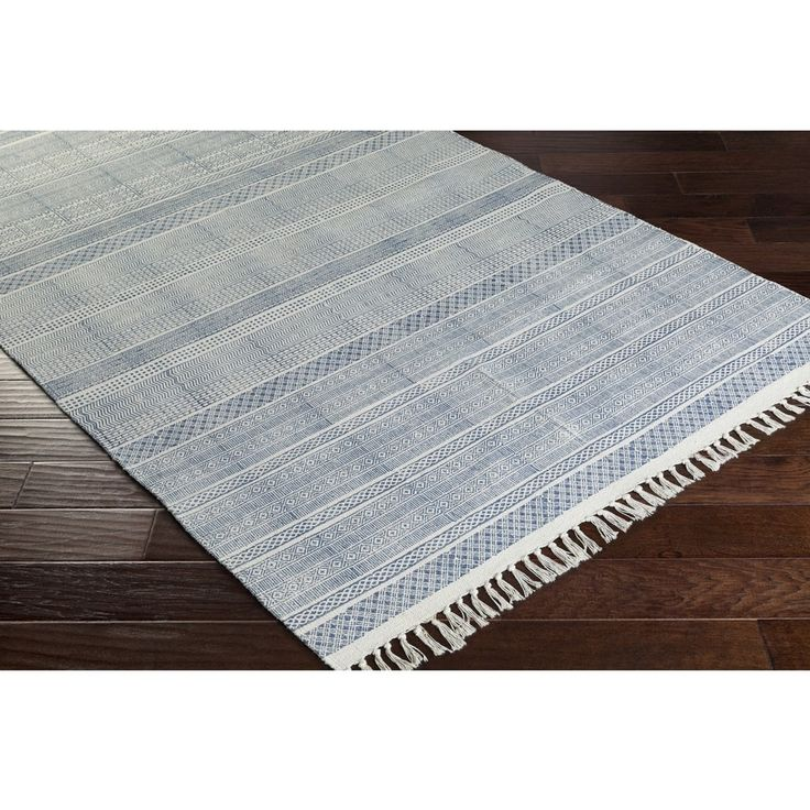 Gypsy Stripe Turquoise Grey Woven Cotton Rug: Best 25+ Stair Runners Ideas On Pinterest