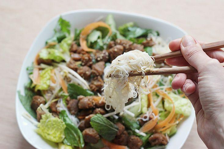 17 meilleures id es propos de bo bun sur pinterest recette bo bun salade de boeuf thai et. Black Bedroom Furniture Sets. Home Design Ideas