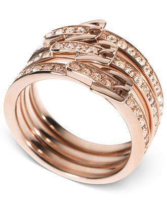 17 best images about kors rings on pinterest michael for Michael b s jewelry
