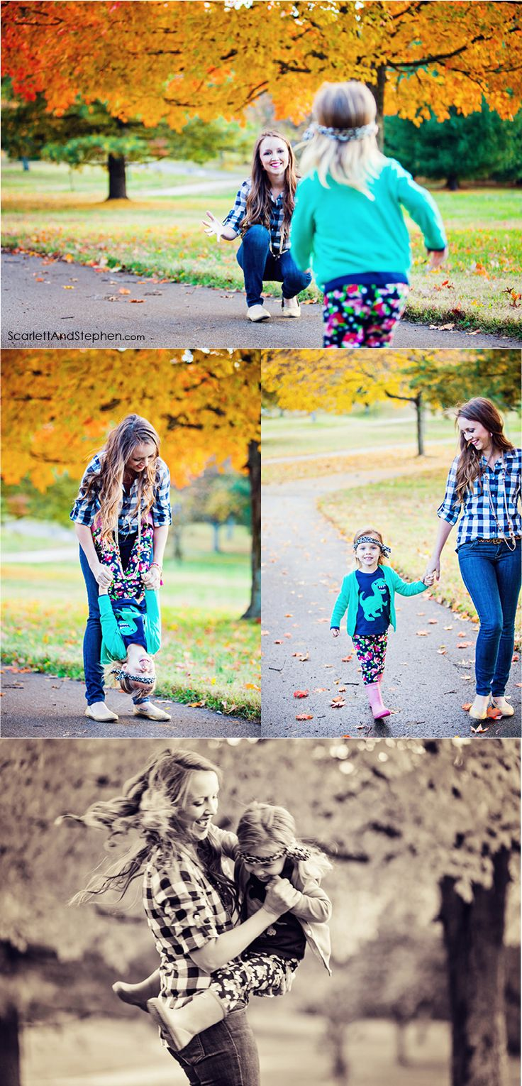 Scarlett & Stephen, my favorite session with my girl! Mother Daughter Photos