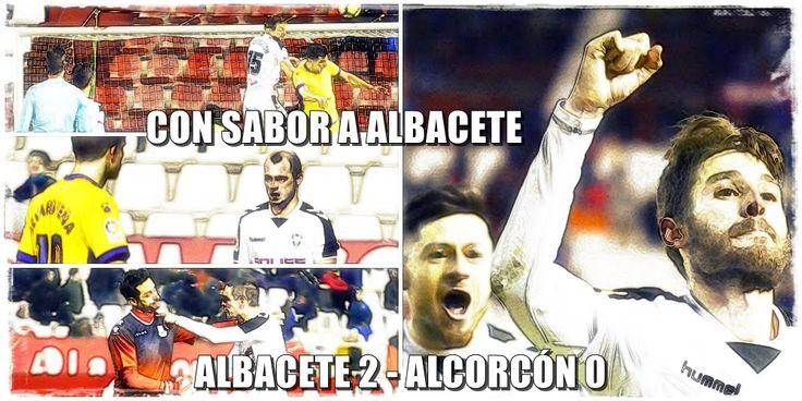 LA GALERÍA DEL ALBACETE 2 - ALCORCÓN 0  Albacete Balompié Alcorcón Carlos Belmonte Fútbol Galería fútbol LaLiga 123 Temporada 2017/18
