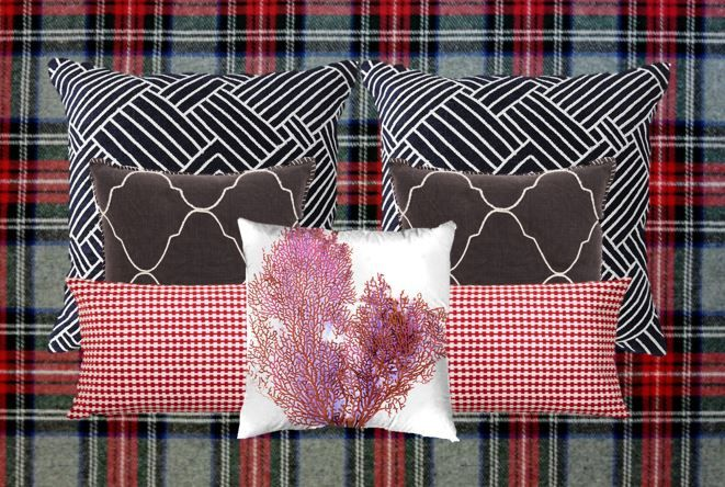 How to decorate with patterns - Leeder Interiors blog