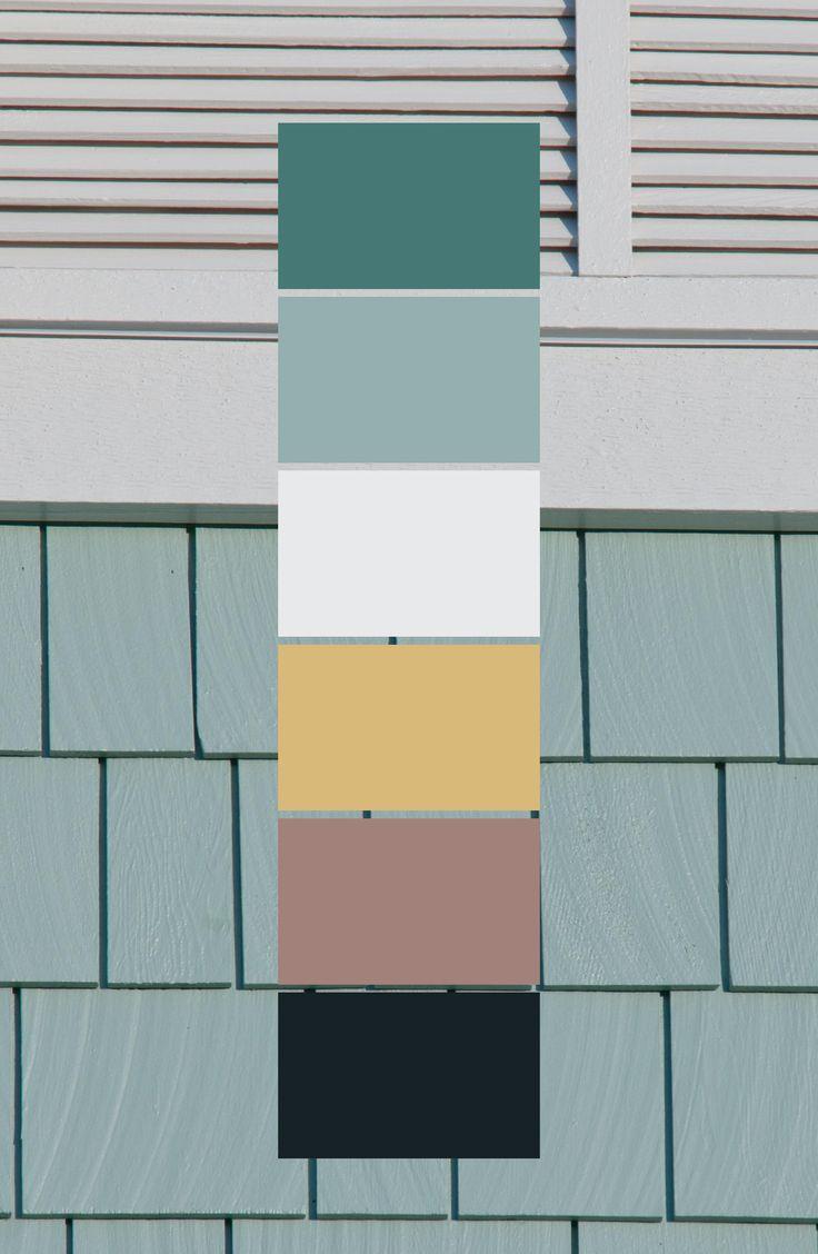 47 best exterior design paint swatches images on pinterest paint