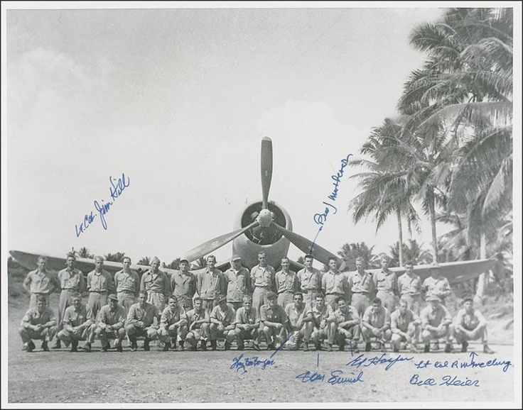 Black Sheep Squadron, 1944