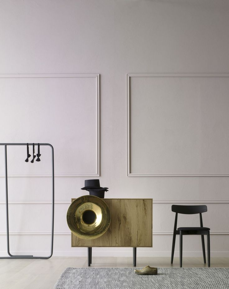 """Caruso"" music cabinet by Paolo Cappello."