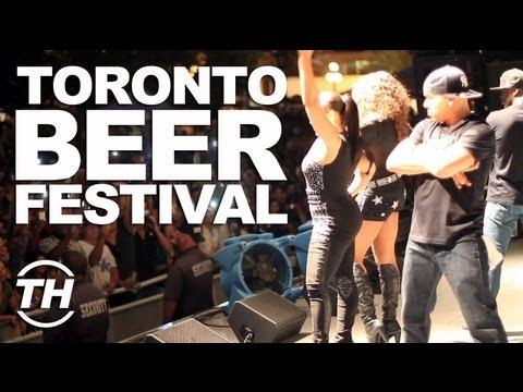 Toronto Beer Festival: Trend Hunter Interviews Salt N Pepa at the Toronto Beer Festival #beer