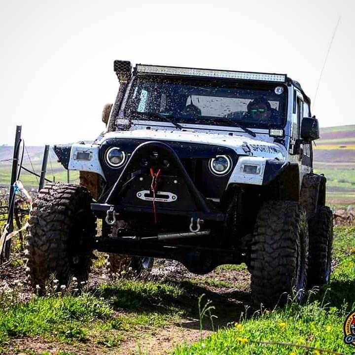 Led Halo Headlights For Jeep Jeep Wrangler Headlights Jeep
