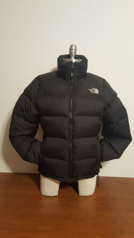 927b5ca6f The North Face Women New Size M Black Nuptse 700 Down Coat Jacket ...