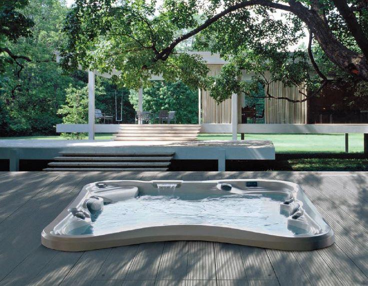 Hafro - Minipiscina Wish   modello completo della tecnologia per idrokinesiterapia   #design #outdoor   http://idromassaggio.internicasa.it/