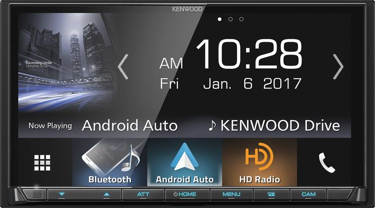 Android Control Android Auto Car Stereos at Crutchfield.com