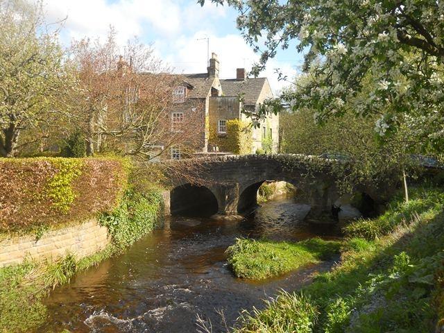 Baslow Derbyshire (near Chatsworth).