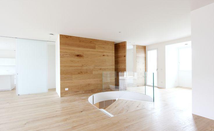 Appartamento DLZT  #spiralstair #wood