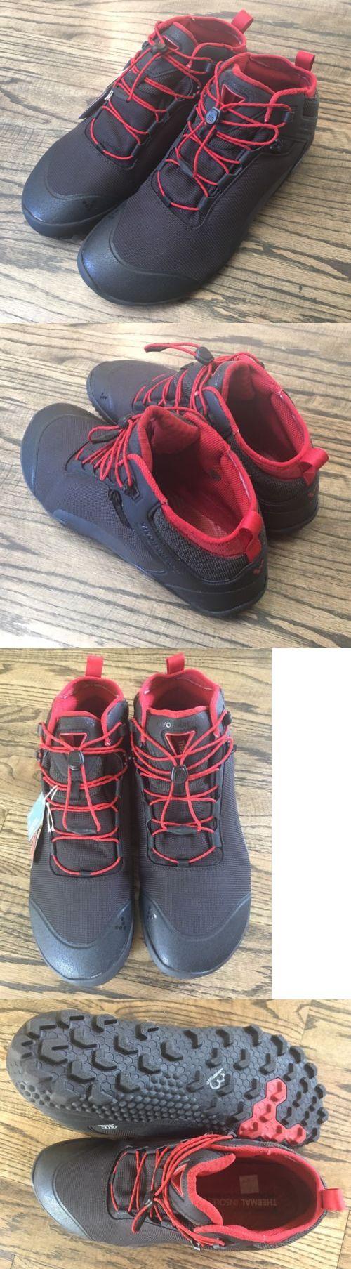 Mens 181392: Vivobarefoot Hiker Sg M Men S Mesh Walking Shoe Black (Us Mens 13, Eur 47M) New! -> BUY IT NOW ONLY: $159.99 on eBay!