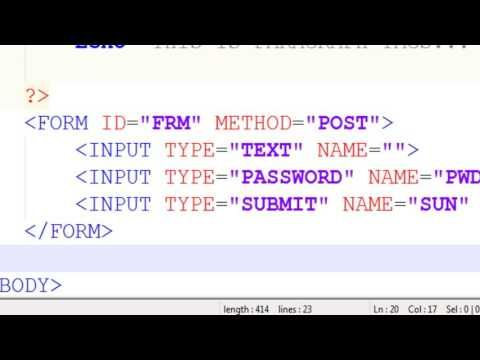 How to execute / use  php code in html tags