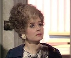 Sybil Fawlty, played by Prunella Scales