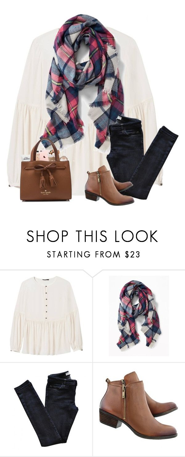 """""""happy weekend"""" by southerngirl03 ❤ liked on Polyvore featuring Banana Republic, Vanessa Bruno Athé and Lucky Brand"""