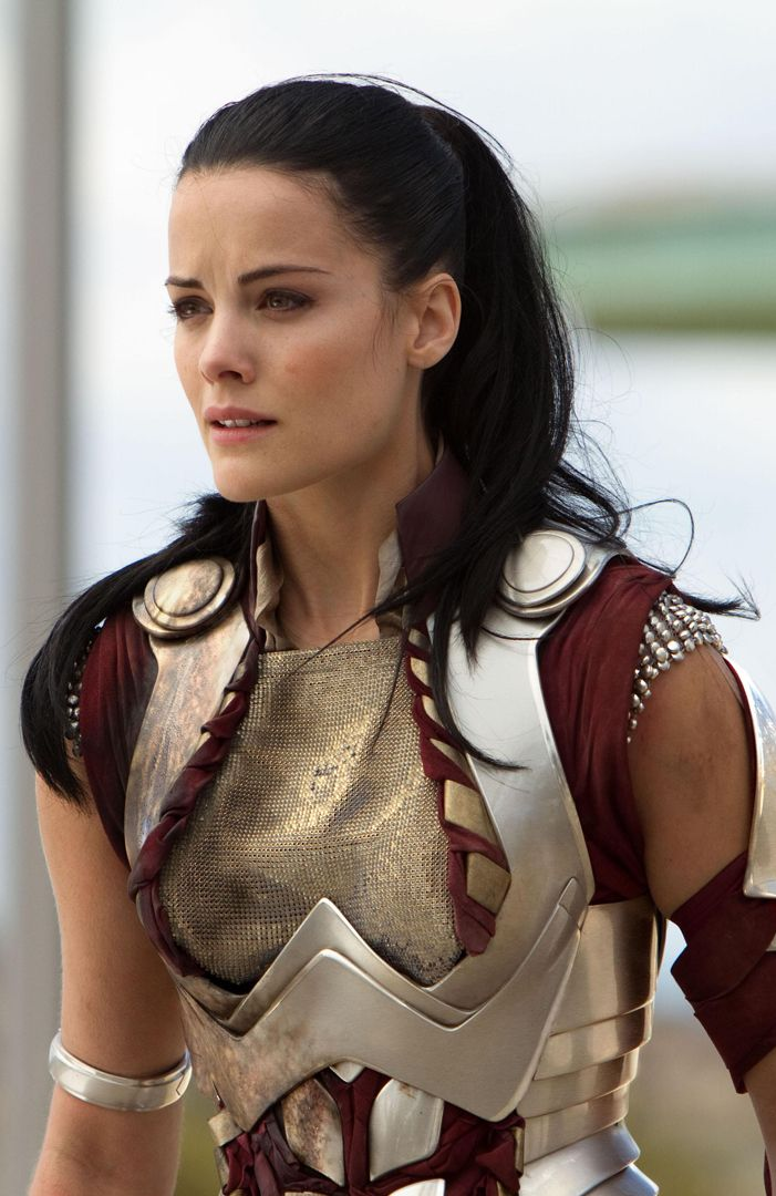 Lady Sif. She's not from Vanaheim but I look up to her.