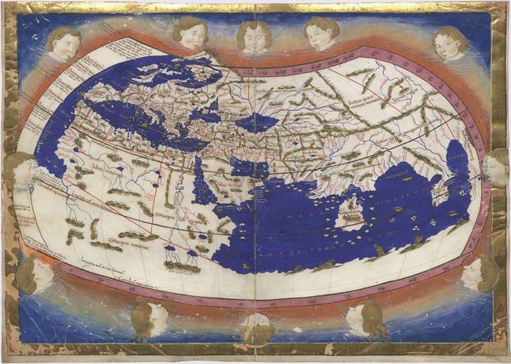 Ptolemy-Cosmographia-World-Map.jpg (825×589)