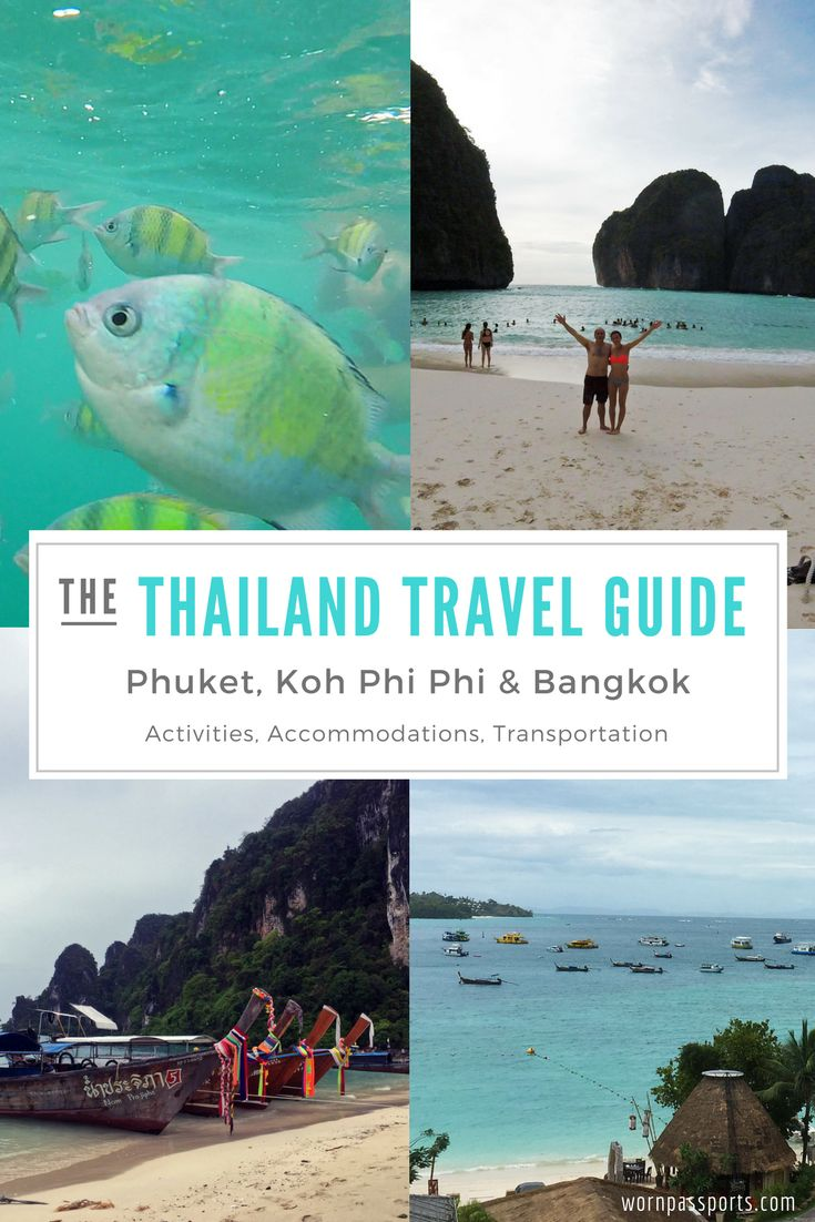Travel guide to Thailand: Sample itinerary, advice, and recommendations from real travelers. Visit Phang Nga Bay, The Grand Palace, sugarcane rum distillery, snorkel in Koh Phi Phi, take a cooking class and pet tigers in Phuket like a pro.