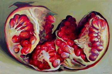 "Saatchi Art Artist Kamille Saabre; Painting, ""Second chance"" #art"