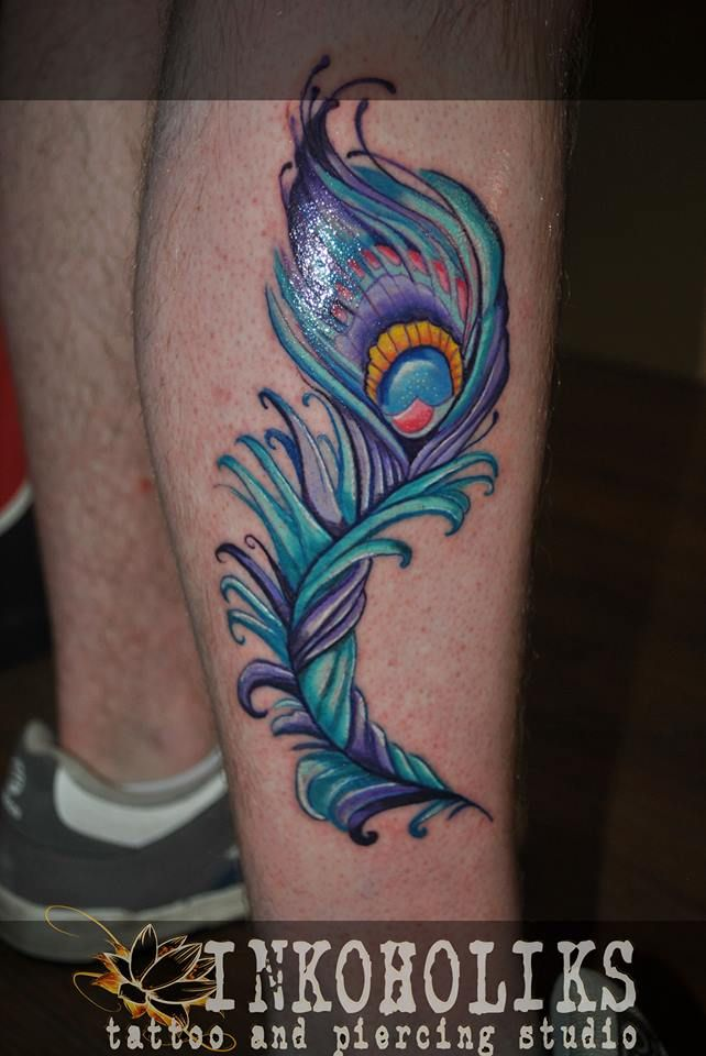 feather tattoo!follow me here! https://www.facebook.com/loliinkoholiks?fref=ts